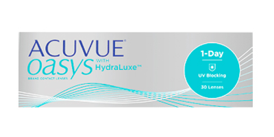 Johnson & Johnson Acuvue Oasys 1 Day Disposable Lenses