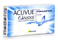 Acuvue Oasys Two Weekly Disposable Contact Lenses Johnson & Johnson