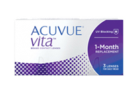 Acuvue Vita  Monthly Contact Lenses