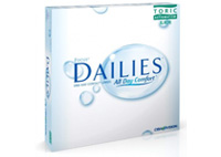 Ciba Vision Focus Dailies Toric 90 Pack Daily Wear