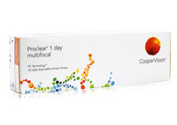 Coopervision Proclear 1 Day Multifocal 30 Lenses With PC Technology