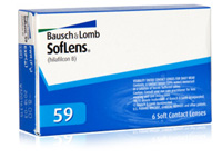 Soflens 59 Comfort Contact Lenses