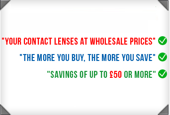 contact lenses express